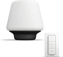 Philips Hue Wellness bordslampa, White ambiance - Svart