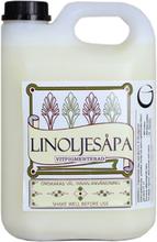 Linoljesåpa Vitpigmenterad 2,5 L
