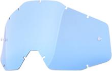 100% Replacement Lenses, blue-clear 2020 Ajolasitarvikkeet