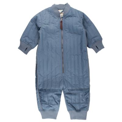 En Fant Termodress til barn, støvblå