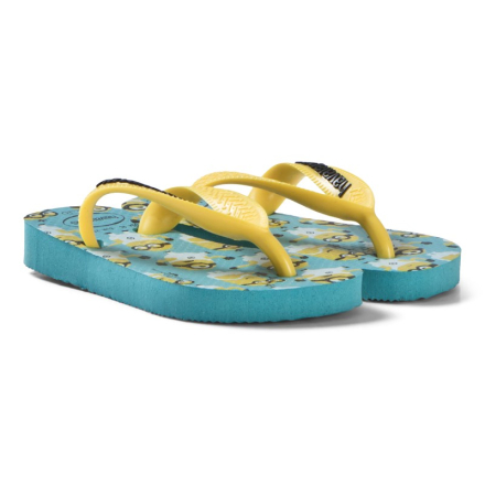 Branded Flip Flop Minion Print33/34 (UK 13, BR 31/32) - Lekmer