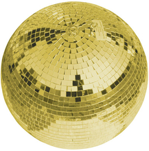 Eurolite Mirror Ball 30 cm gold