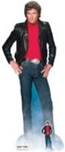 Knight Rider Michael Knight (David Hasselhoff) Oversized Cardboard Cut Out