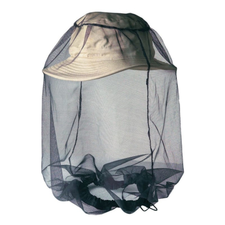 Sea to Summit Mosquito Headnet Standard Insektsskydd Svart OneSize