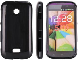 Candy Colors (Sort) Nokia Lumia 510 Deksel