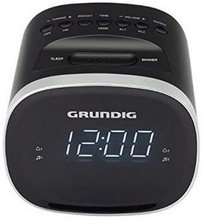 Klockradio Grundig SCC-240 LED USB 2.0 1,5W (Färg: Svart)