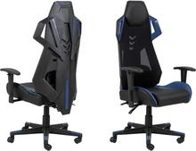 ROG Evolution gamingstol - Svart/blå