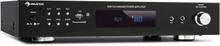 AMP-9200 BT digital-stereo-förstärkare 2x60W RMS BT 2xmikrofon svart