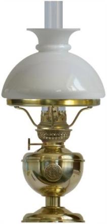 Fotogenlampa - Aspölampa