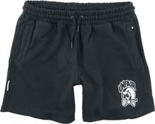 Unfair Athletics - Punchingball Shorts -Shorts - svart