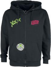 Xbox - Logo -Hettegenser - svart