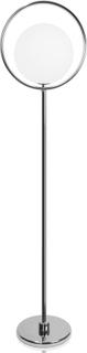 Globen Lighting - Saint Gulvlampe, Messing
