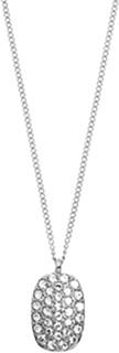 Dyrberg/Kern - Izoro Halskjede, Sølv/ Krystall