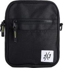 JACK & JONES Praktisk Remförsedd Väska Man Svart