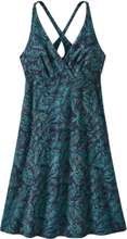 Patagonia Women's Amber Dawn Dress Dam Klänning Grön XS