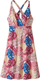 Patagonia Women's Amber Dawn Dress Dame kjoler Rosa XS