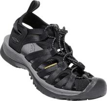 Keen Women's Whisper Dame sandaler Sort 40,5