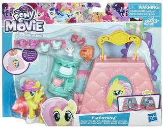 My Little Pony - Fluttershy lekesett med tilbehør