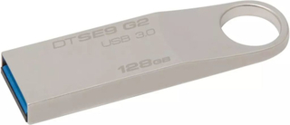 Kingston 128GB USB 3.0 DataTraveler SE9 G2 Metal Casing