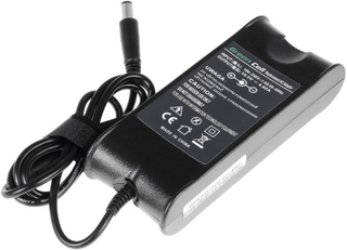 Green Cell Laddare / Ac Adapter Till Dell 90w |19.5v 4.62a / 7.4mm-5.0mm