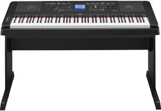 Yamaha DGX-660B Elektrisk Klaver