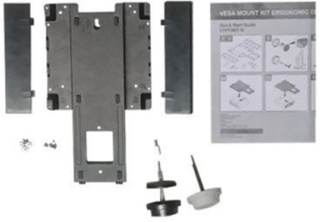 for Height Adjustable FUJITSU Displays - thin client to monitor mounting kit