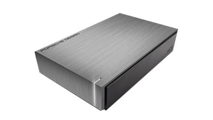 LaCie Porsche Design Desktop Hard Drive (3TB)