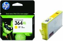 364XL (CB325EE) originalblekk gul HP