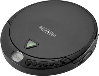 Reflexion PCD510MF Bärbar CD-spelare CD, CD-R, CD-RW, MP3 Svart