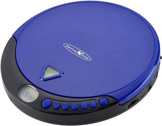 Reflexion PCD510MF Bärbar CD-spelare CD, CD-R, CD-RW, MP3 Blå