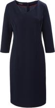 Kleid 3/4-Arm Basler blau