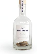 Snippers Gin ekbitar med flaska 35 cl