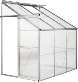 Tectake Väggväxthus Transparent