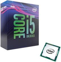 Core i5-9600K Coffee Lake S CPU - 6 kerner 3.7 GHz - LGA1151 - Boxed