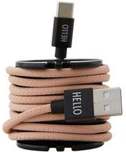 USBC-kabel Hey Hello