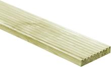 vidaXL 12 stk. terrassebrædder 150 x 14,5 cm træ