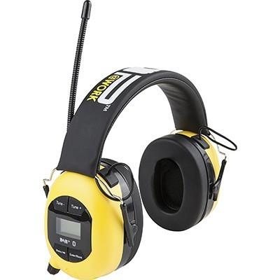 POP@work Hørselvern Bluetooth Med Dab+