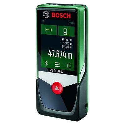 Bosch PLR 50C Laseravstandsmåler