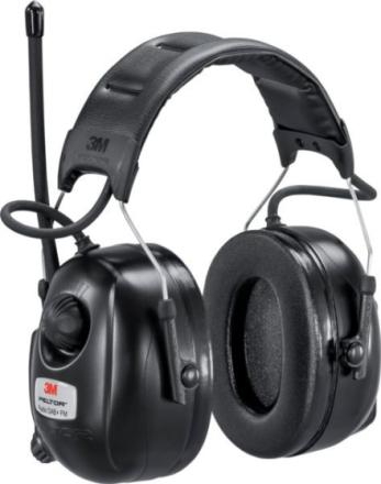 Peltor øreklokke HRXD7A-01 DAB+/FM