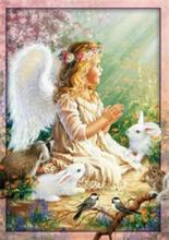 Vykort, An Angels Spirit