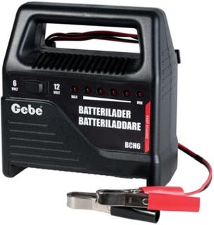 Gebe Batterilader BCH6 6/12V