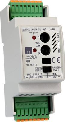 Maintronic AV30ec Installation Amplifier