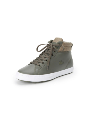 Ankelhøje sneakers Fra Lacoste grøn - Peter Hahn