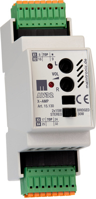 Maintronic AV32 Amplifier Remote