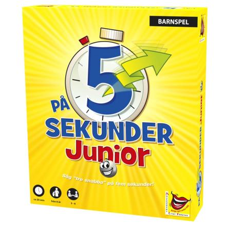 5 Sekunnissa Junior