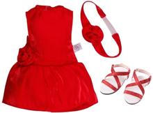 Design a Friend Design A Friend, English Rose Outfit