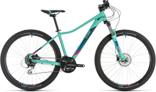 Cube Access WS Exc MTB Hardtail Dame turkis 16