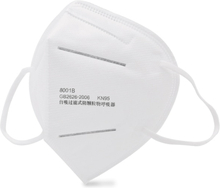 Munskydd KN95 CE/FDA/FFP2
