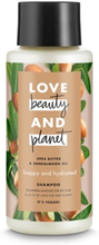 Love Beauty and Planet Happy and Hydrated Shampoo 400 ml