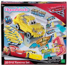 Aquabeads Cars 3 Cruz Ramirez Set